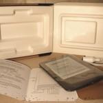 Kindle 3 - von z krabice